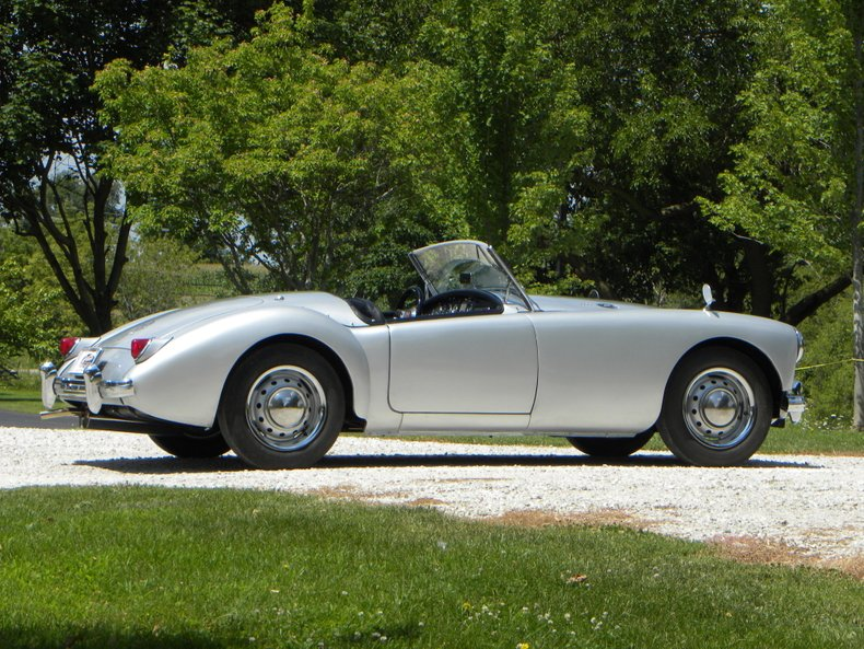 1959 MGA 1600