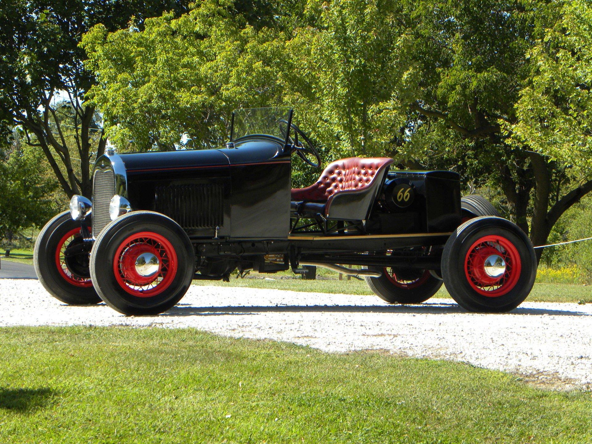 1928 ford model a custom speedster