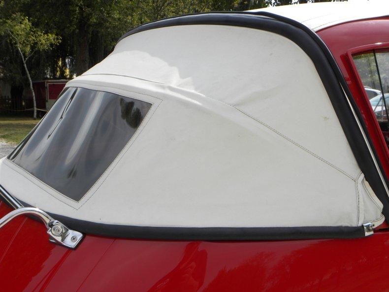 1957 BMW Isetta