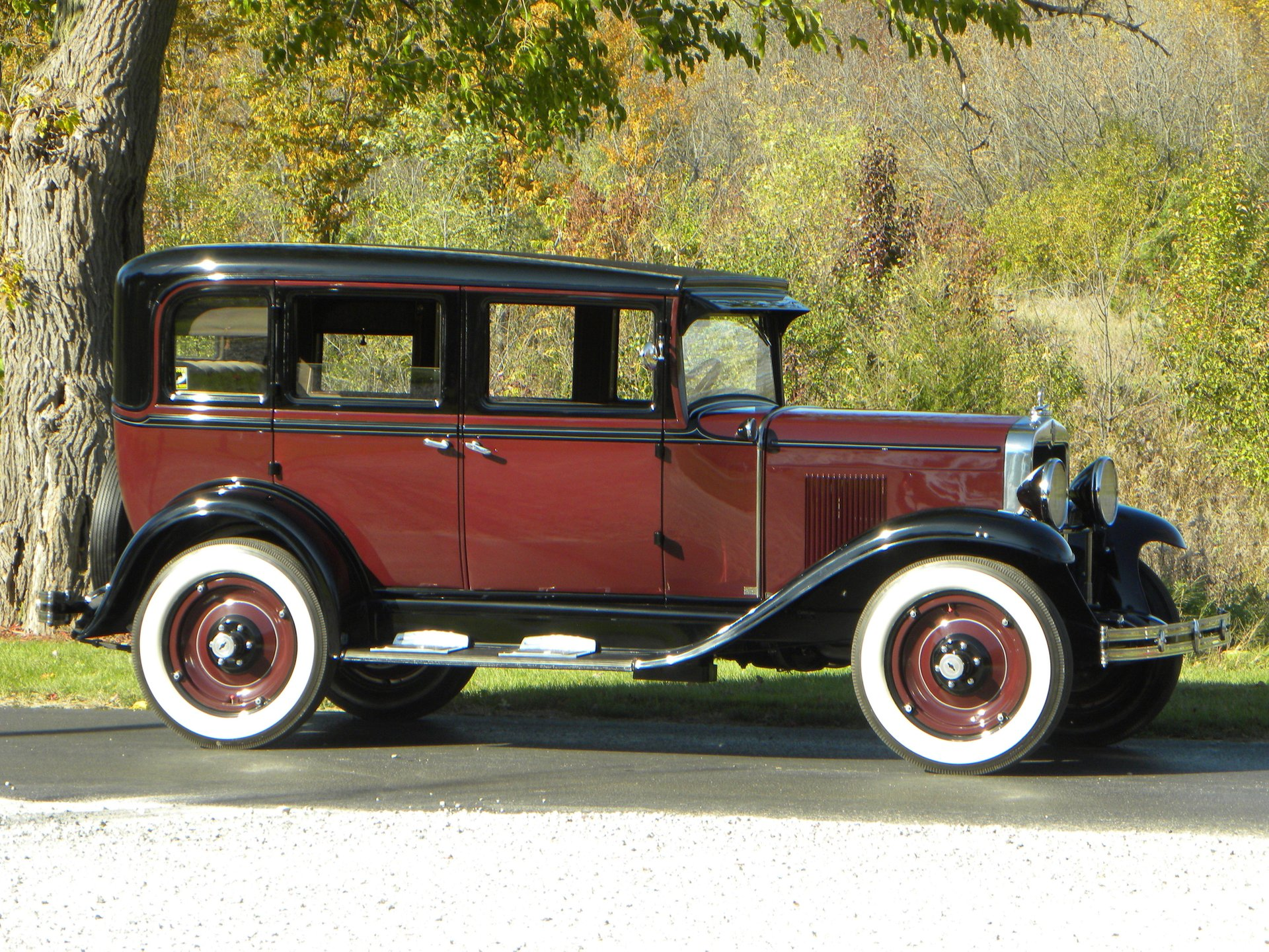 1930 chevrolet universal 4 dr sedan