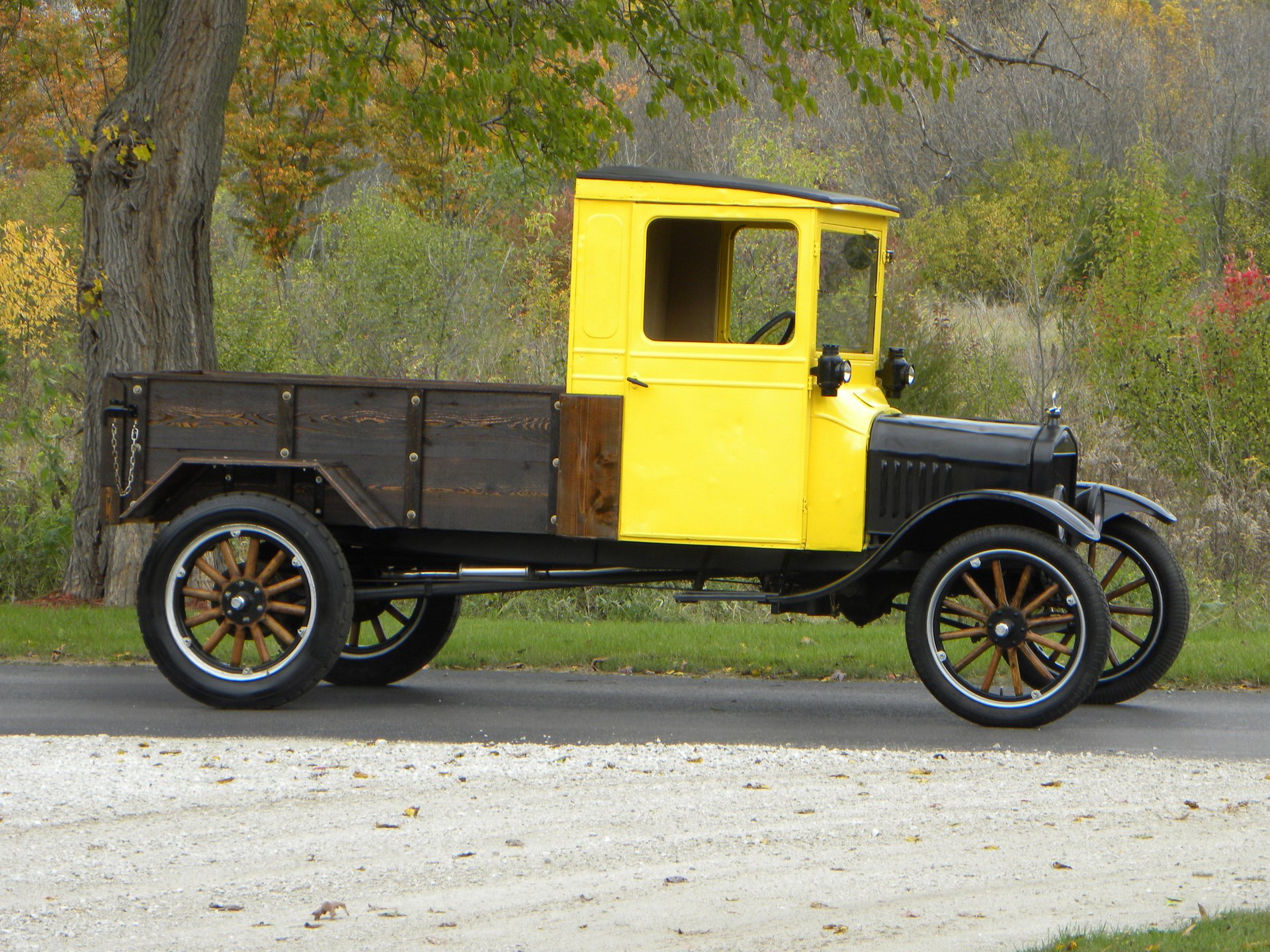 1922 ford model t express truck