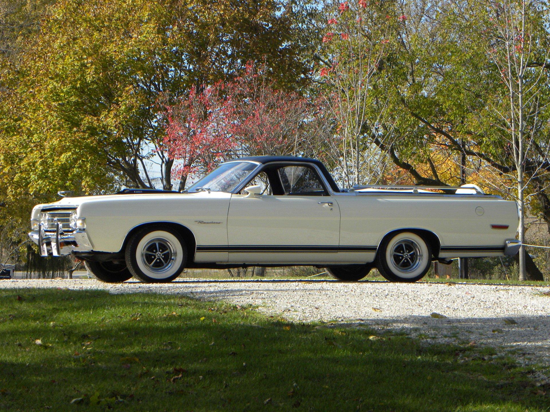 1969 ford ranchero rio grande 500