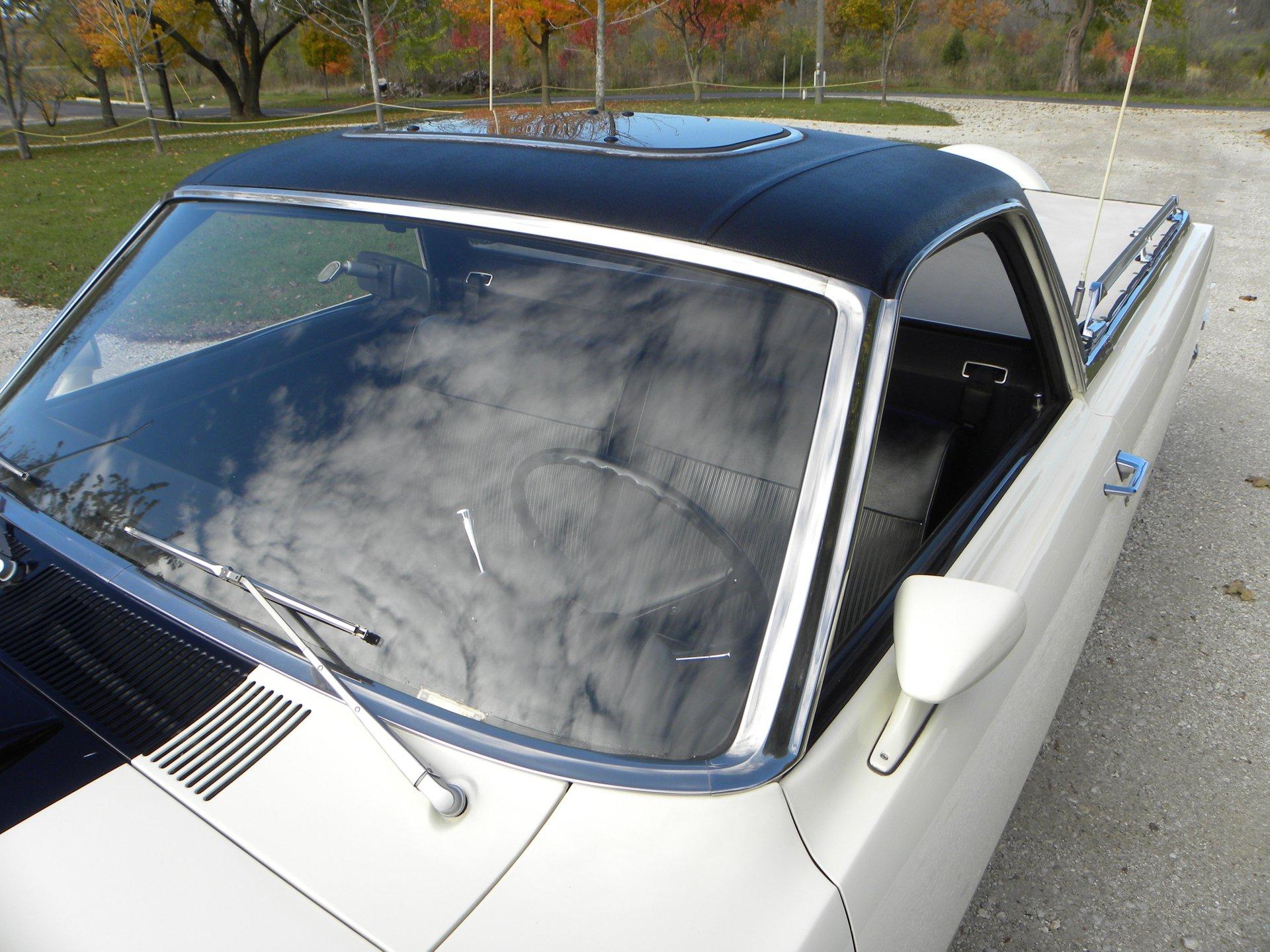 1969 Ford Ranchero | Volo Auto Museum