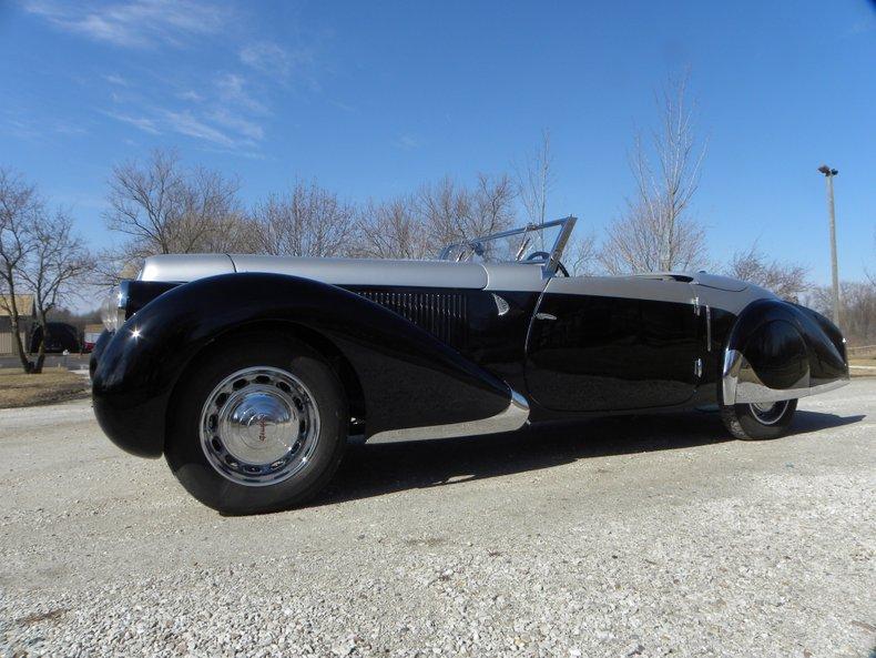 1937 Peugeot Model 402