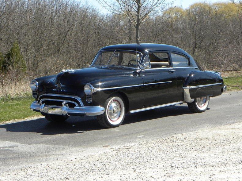 1950 Oldsmobile