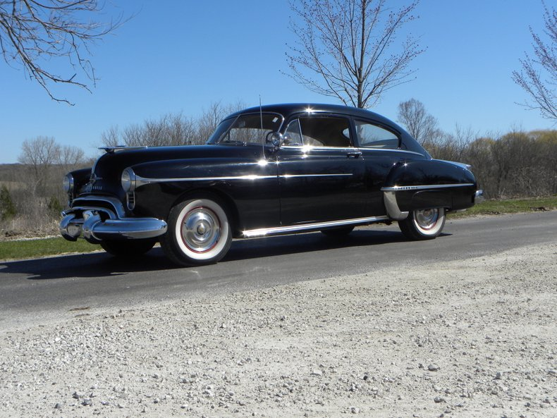 1950 Oldsmobile Rocket 88