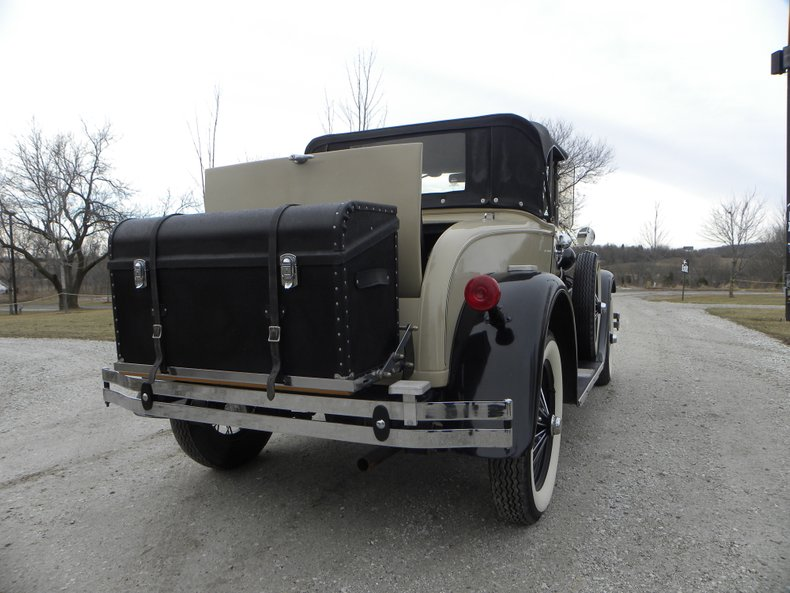 1980 Ford Model A