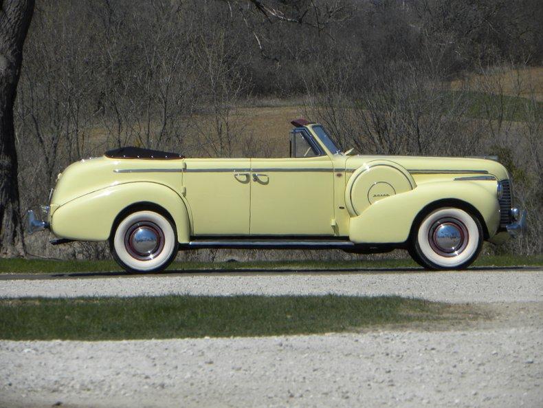 1940 Buick Model 61 C 4 Door Convertible Phaeton For Sale 87229 Mcg