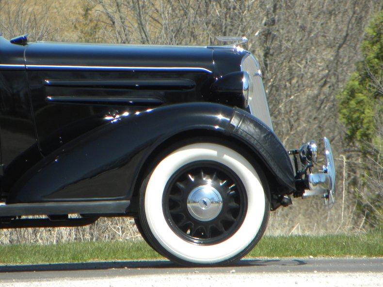 1936 Chevrolet Standard | Volo Auto Museum