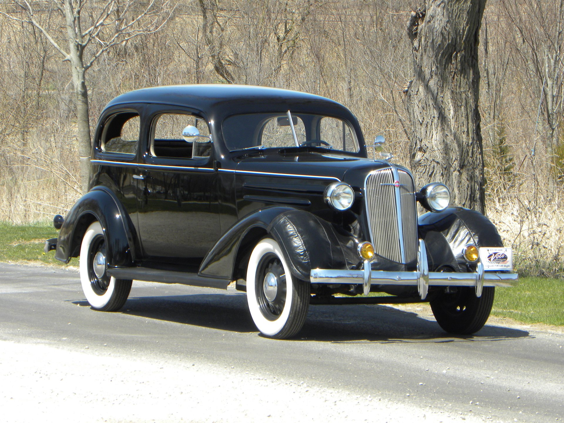 1936 chevrolet standard coach