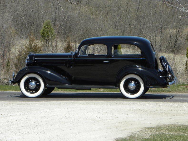 1936 Chevrolet Standard