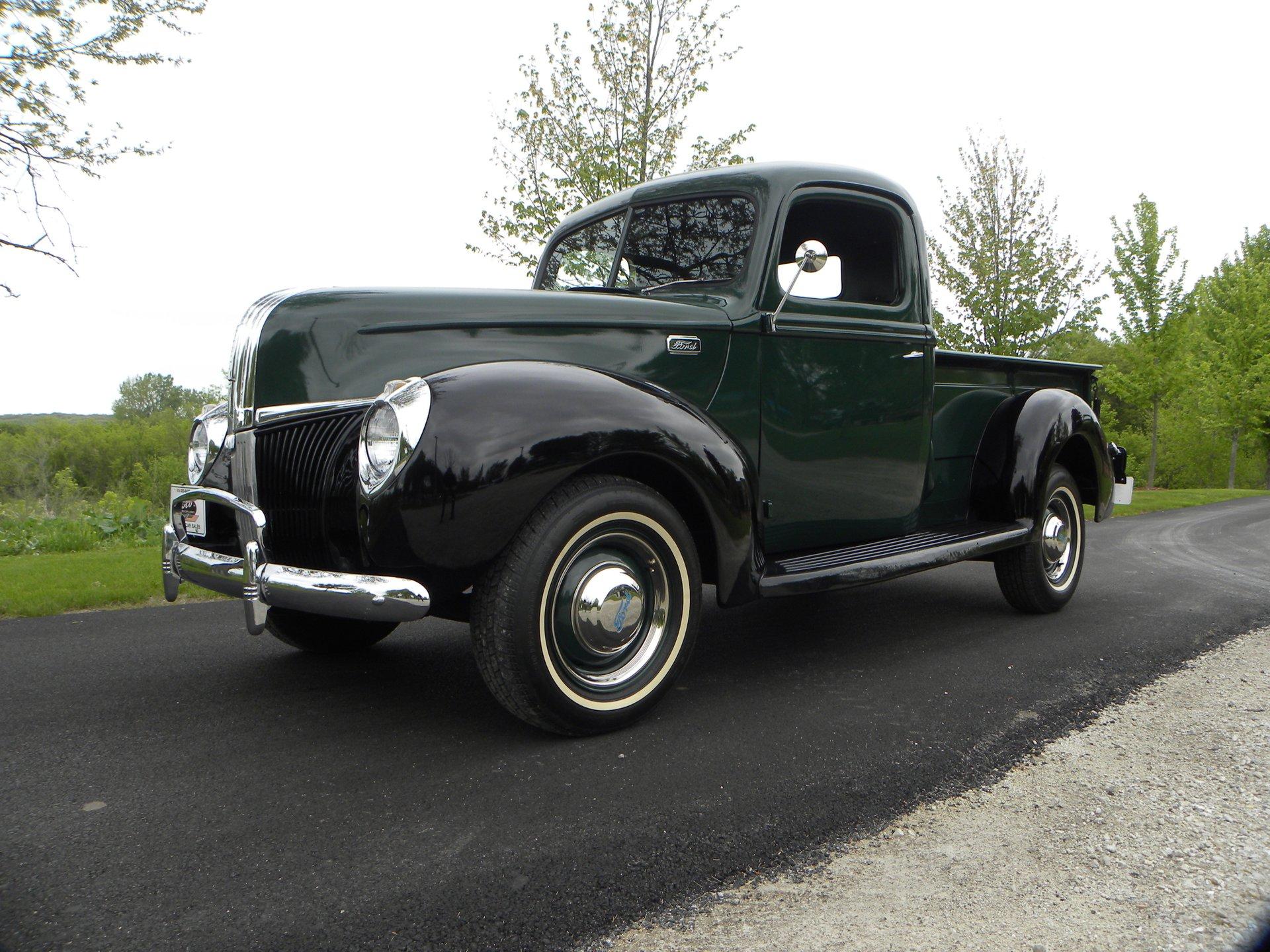 1941 Ford Volo Auto Museum Pickup Truck 22