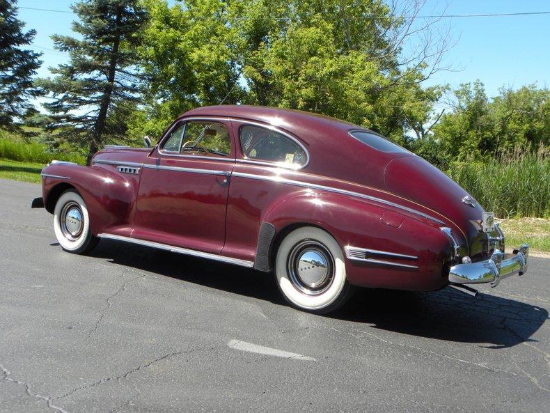 1941 Buick 40