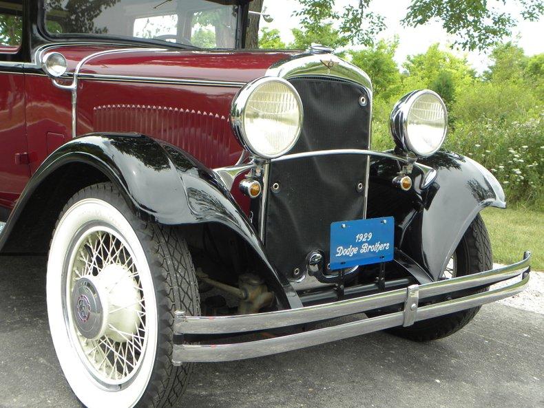 1929 Dodge DA