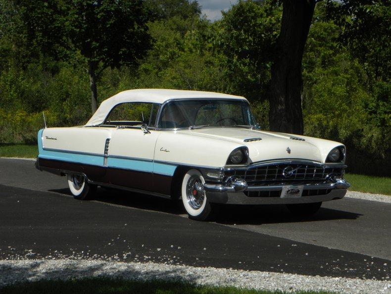 1956 Packard Caribbean 7