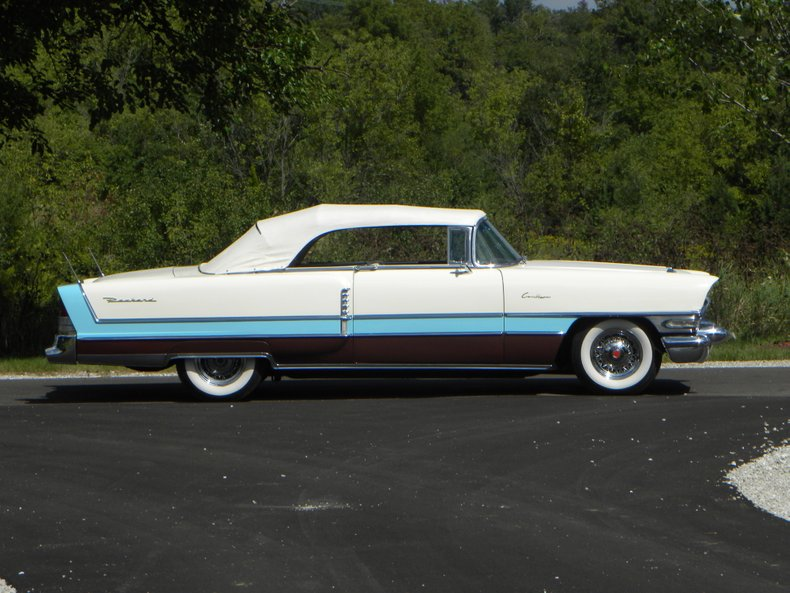 1956 Packard Caribbean 8