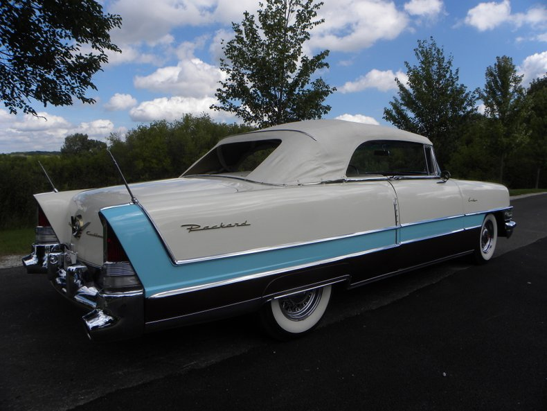 1956 Packard Caribbean 11
