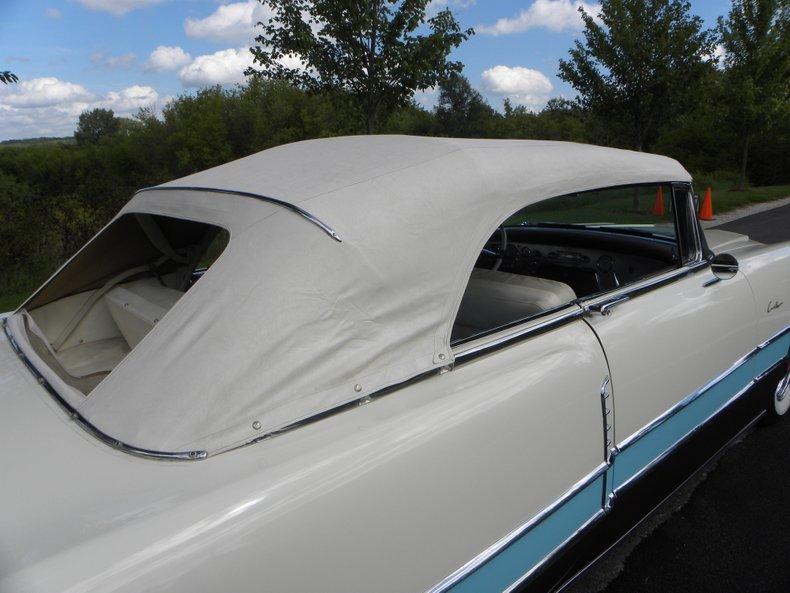 1956 Packard Caribbean 12