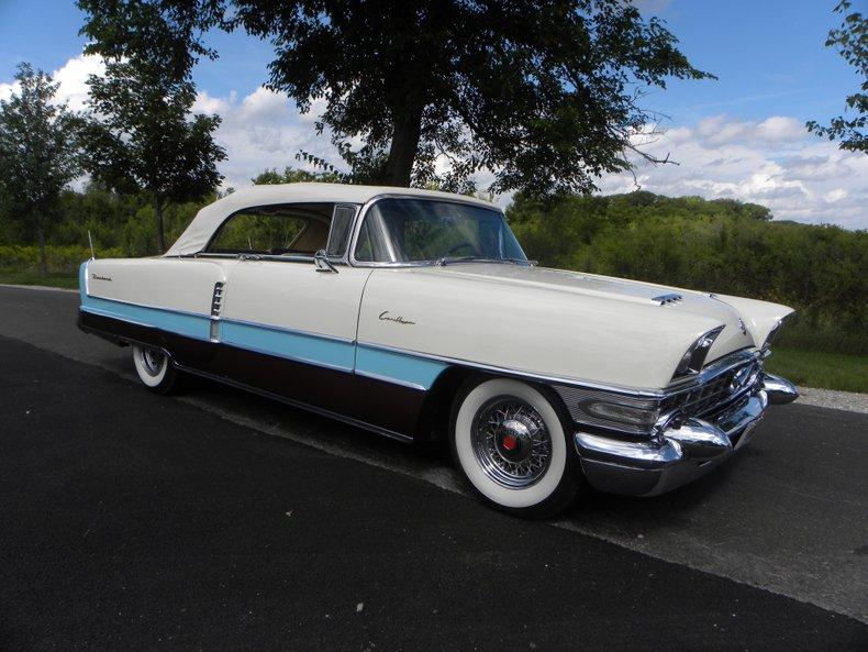 1956 Packard Caribbean 14