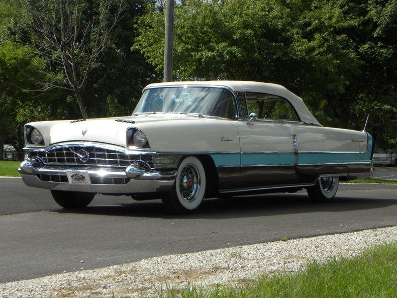 1956 Packard Caribbean 18