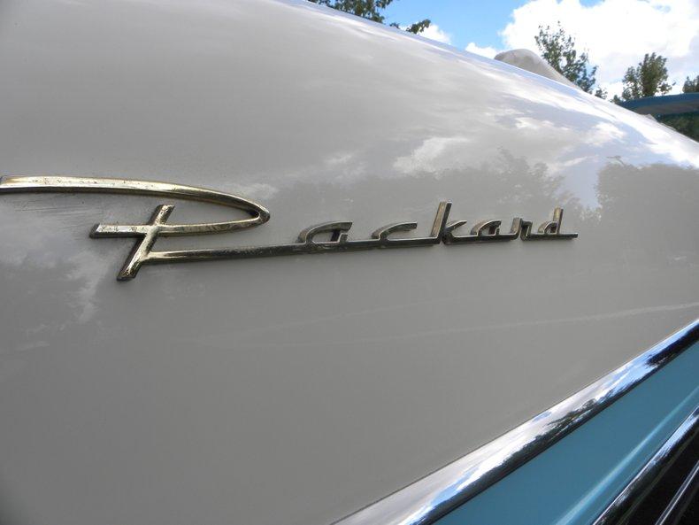 1956 Packard Caribbean 25