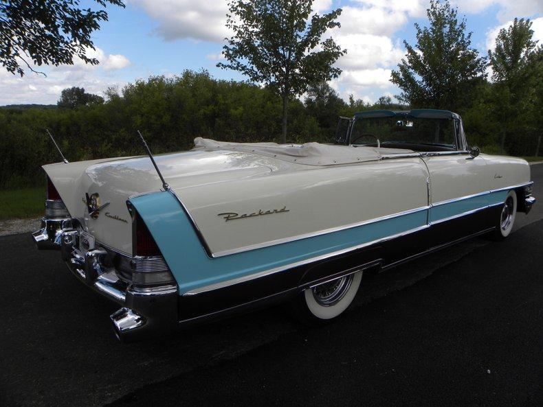1956 Packard Caribbean 23