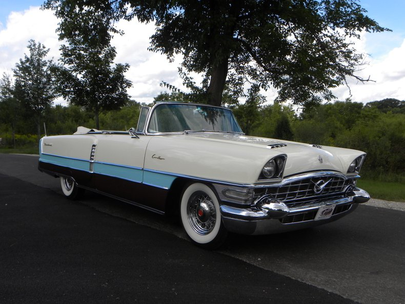 1956 Packard Caribbean 5