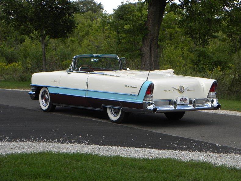 1956 Packard Caribbean 41