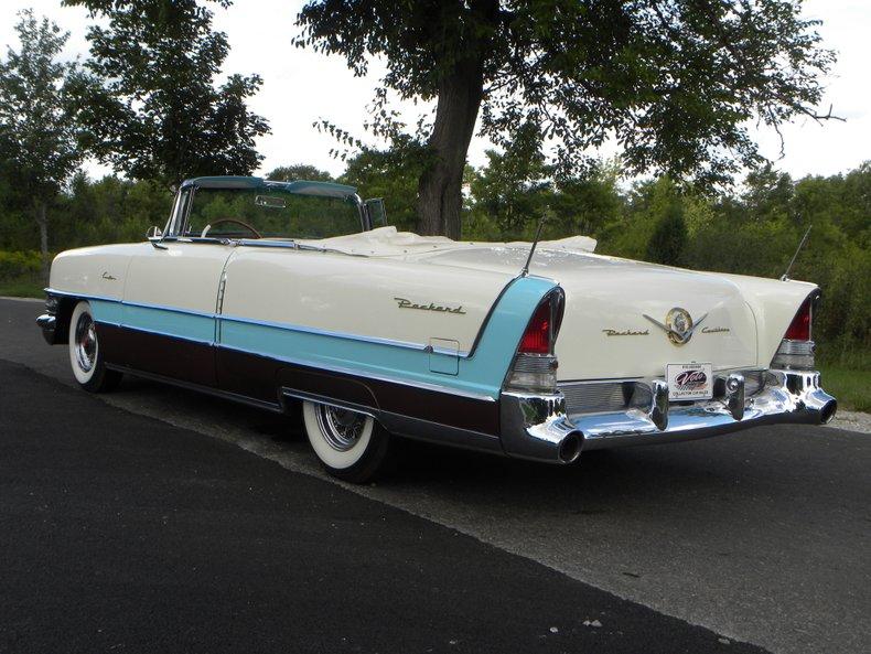 1956 Packard Caribbean 48