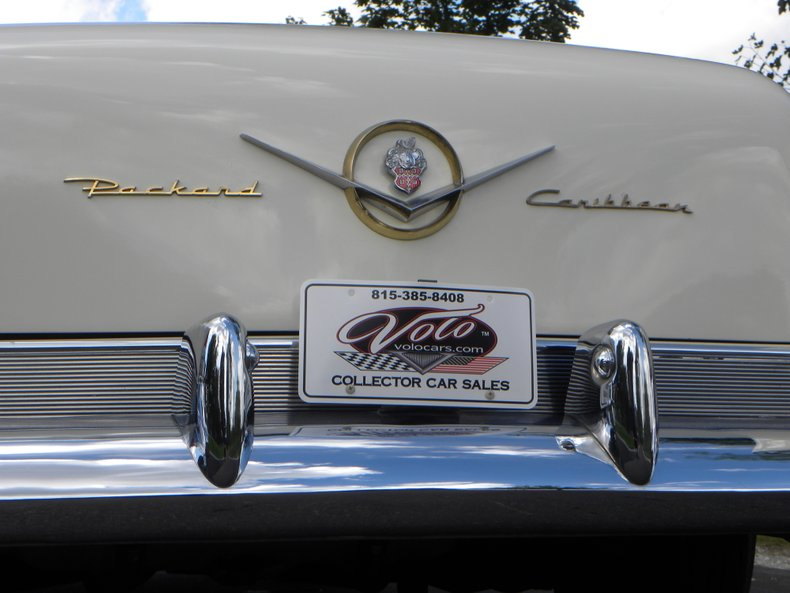 1956 Packard Caribbean 54