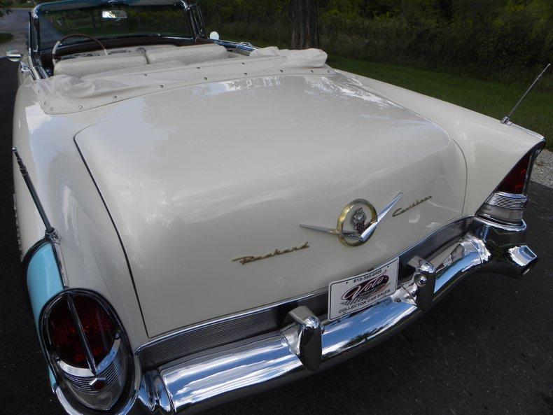 1956 Packard Caribbean 55