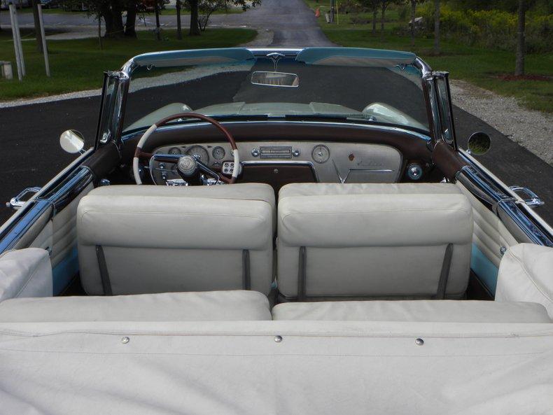 1956 Packard Caribbean 56