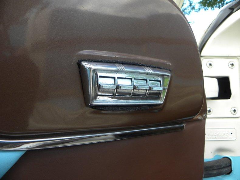 1956 Packard Caribbean 62