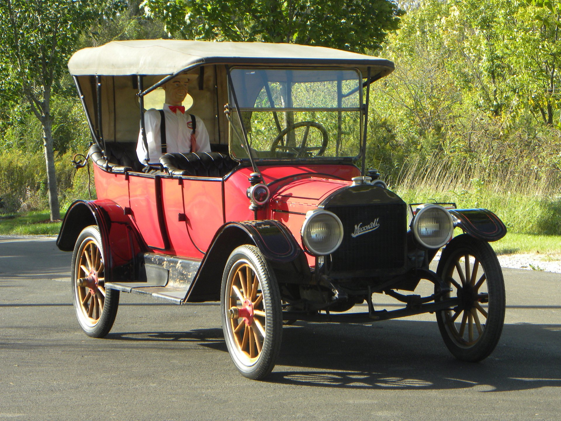 1913 maxwell model 25 4 touring car