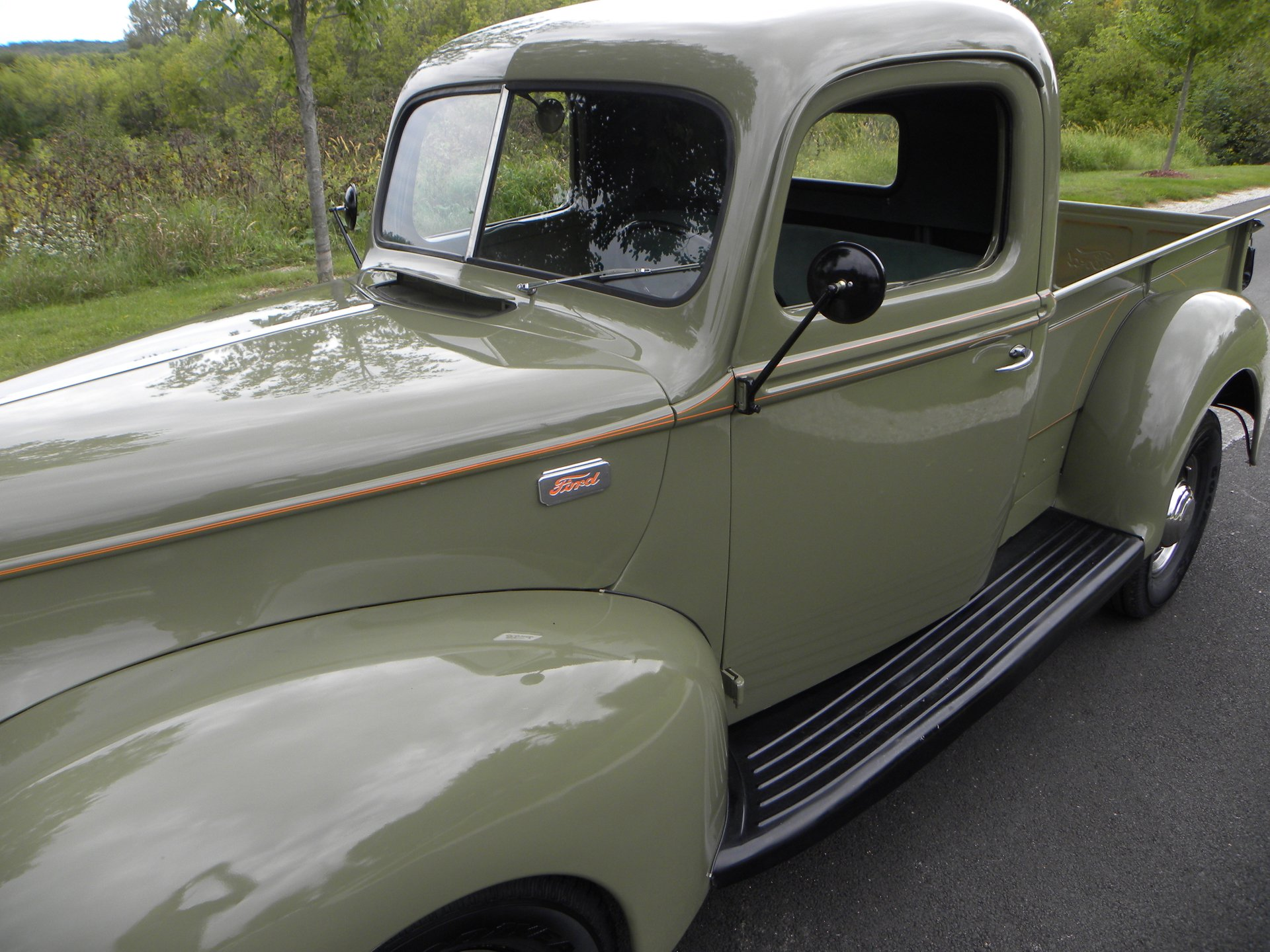 1941 Ford Berlin Motors Vin Location For Sale