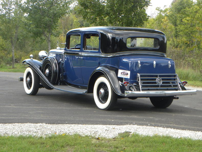 1932 LaSalle 345B