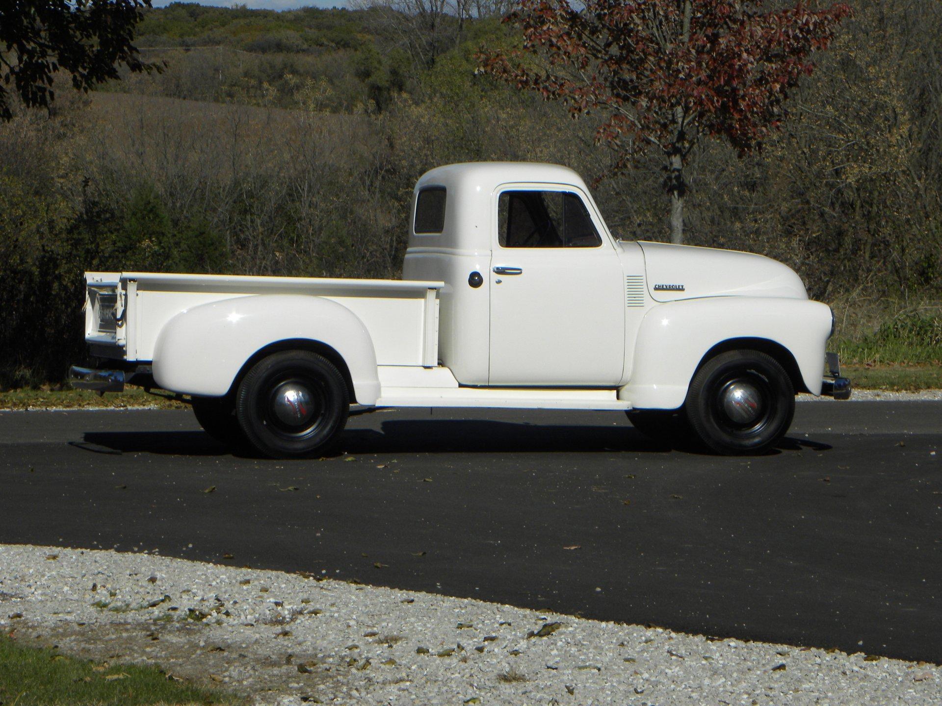 1951 Chevrolet 3100 Volo Auto Museum Pickup Truck 2