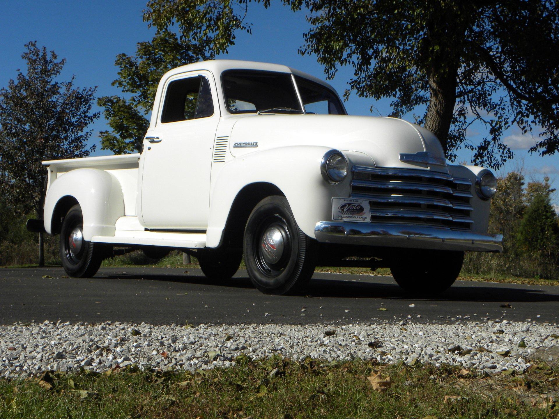 1951 Chevrolet 3100 Volo Auto Museum Pickup Truck 13
