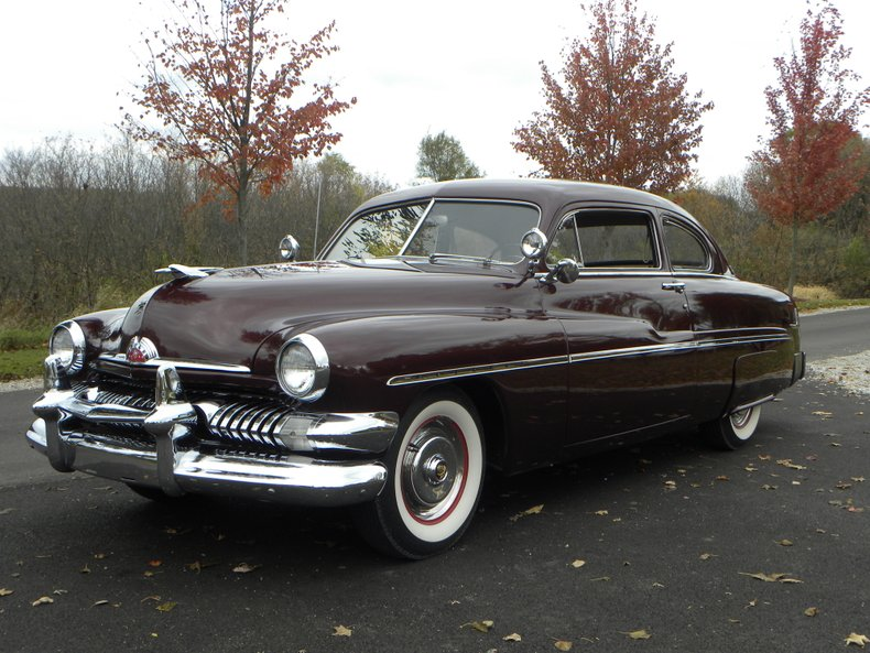 1951 Mercury 2 Door