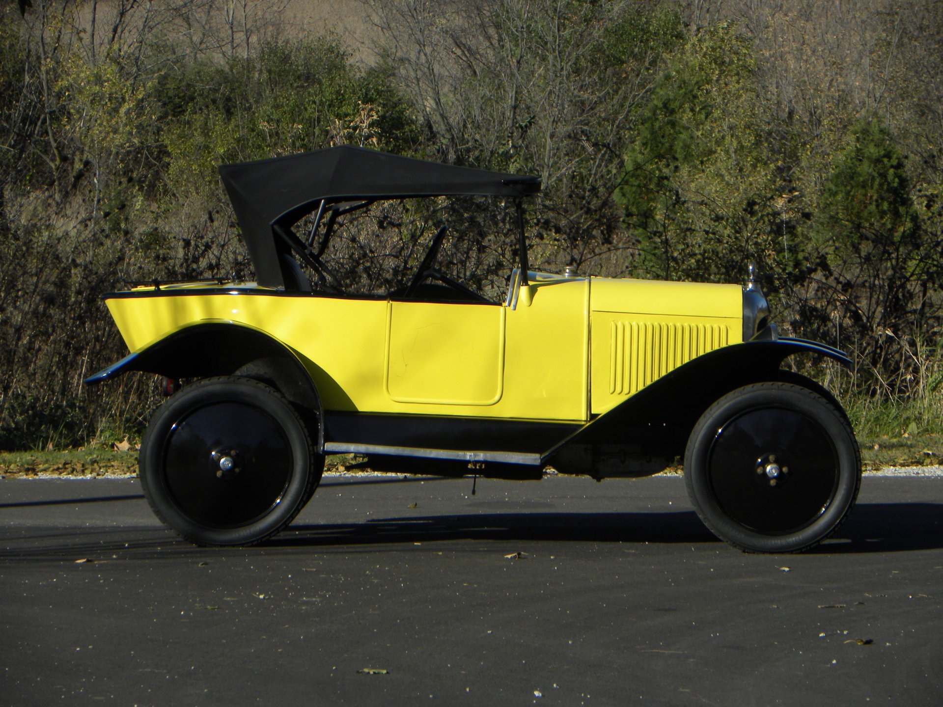 1925 citroen c3 torpedo roadster