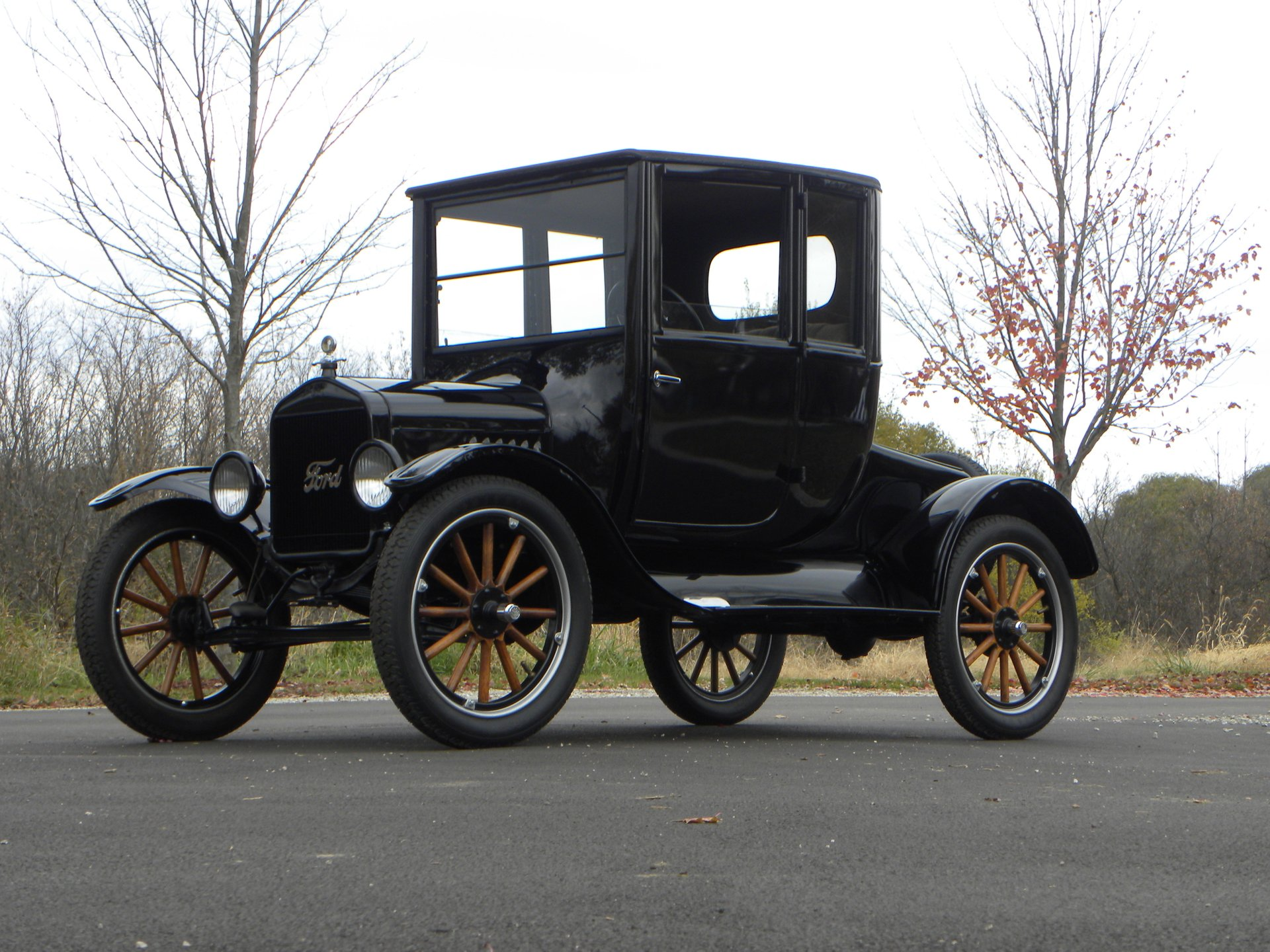 1923 model t ford coupe
