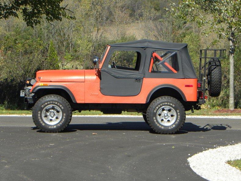 1976 Jeep CJ7