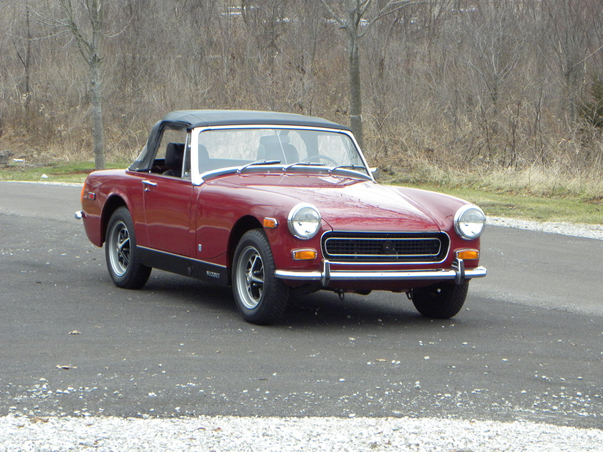 1973 mg midget convertible