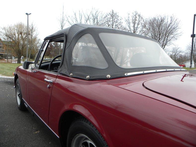 1973 MG Midget