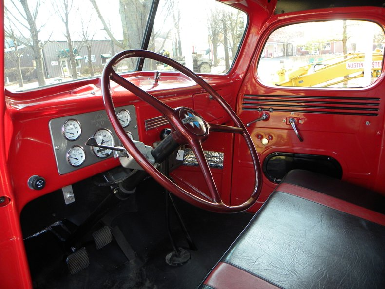 1948 International KB5