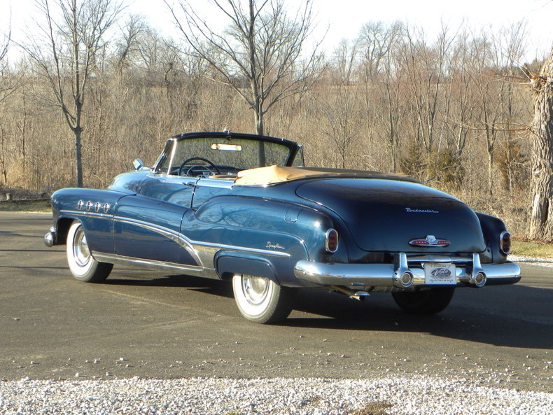 1951 Buick Model 76C