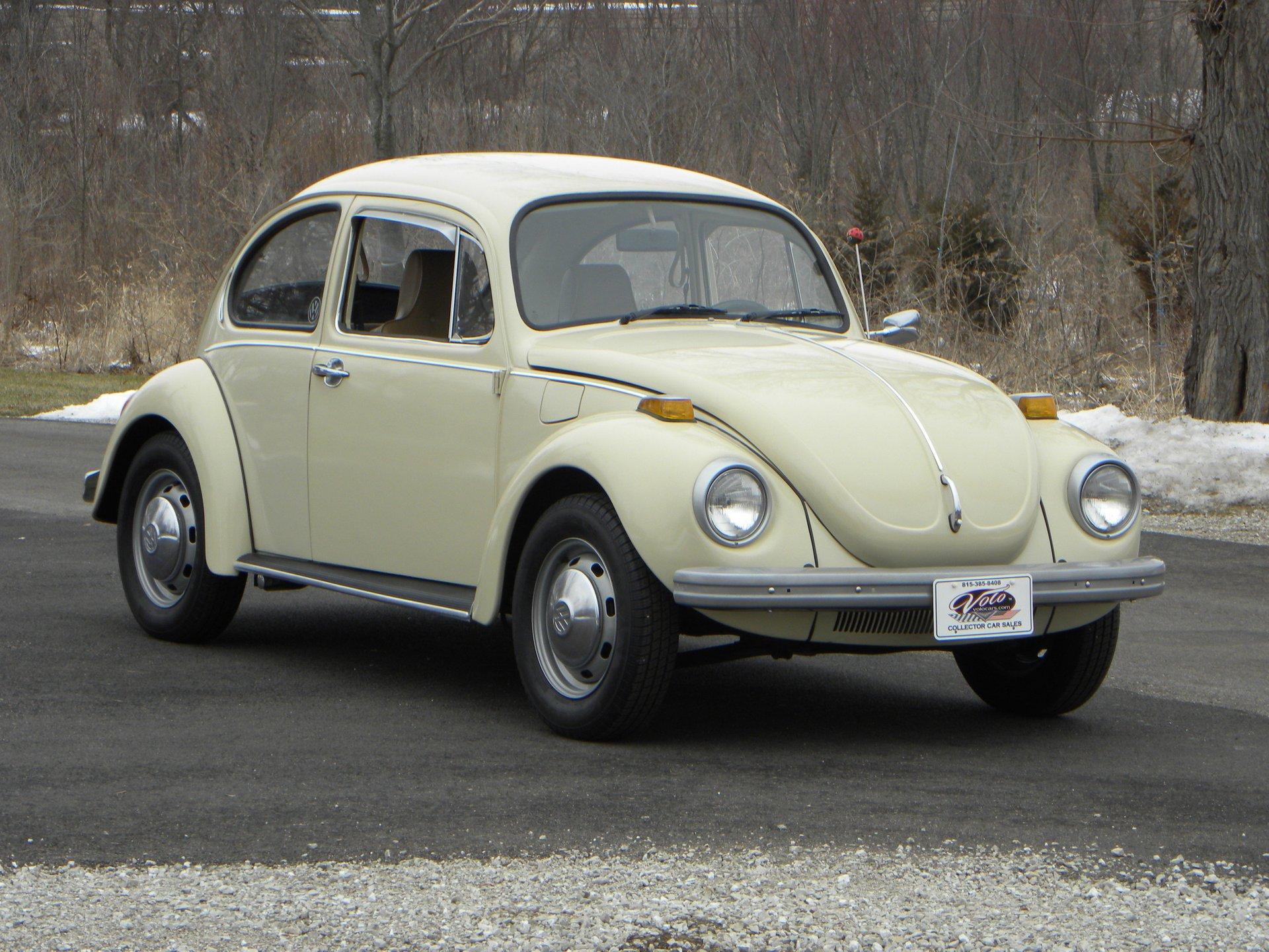 1971 Volkswagen Super Beetle Volo Auto Museum