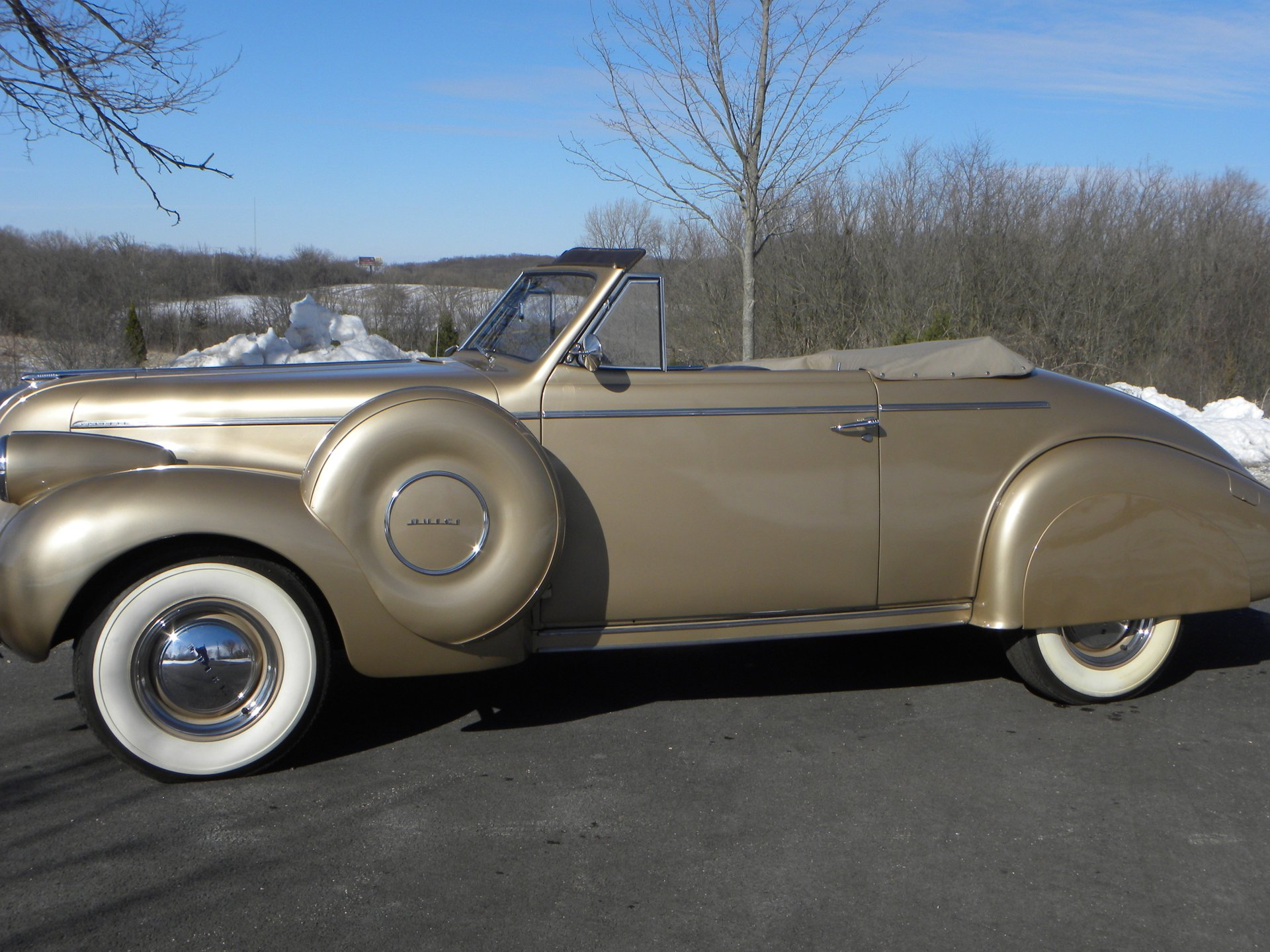 1939 buick special convertible coupe