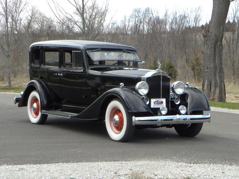 1934 Packard 1100 1