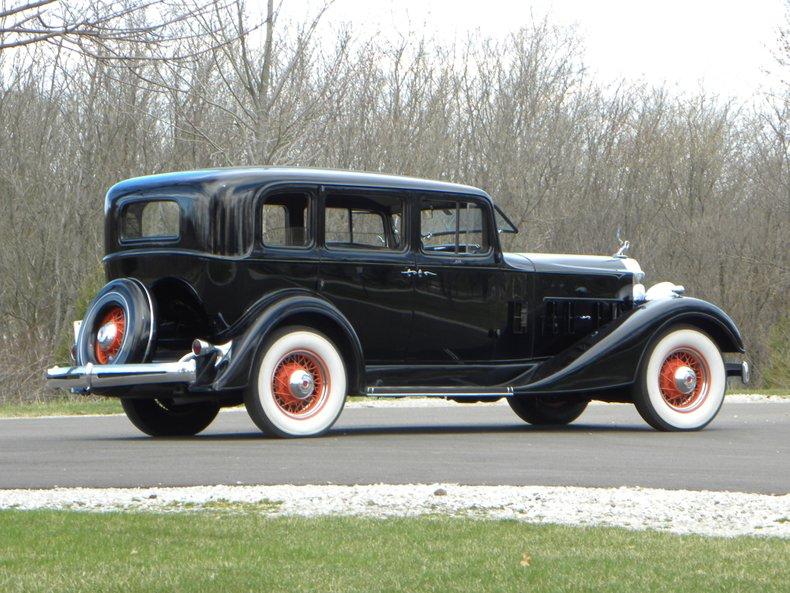 1934 Packard 1100